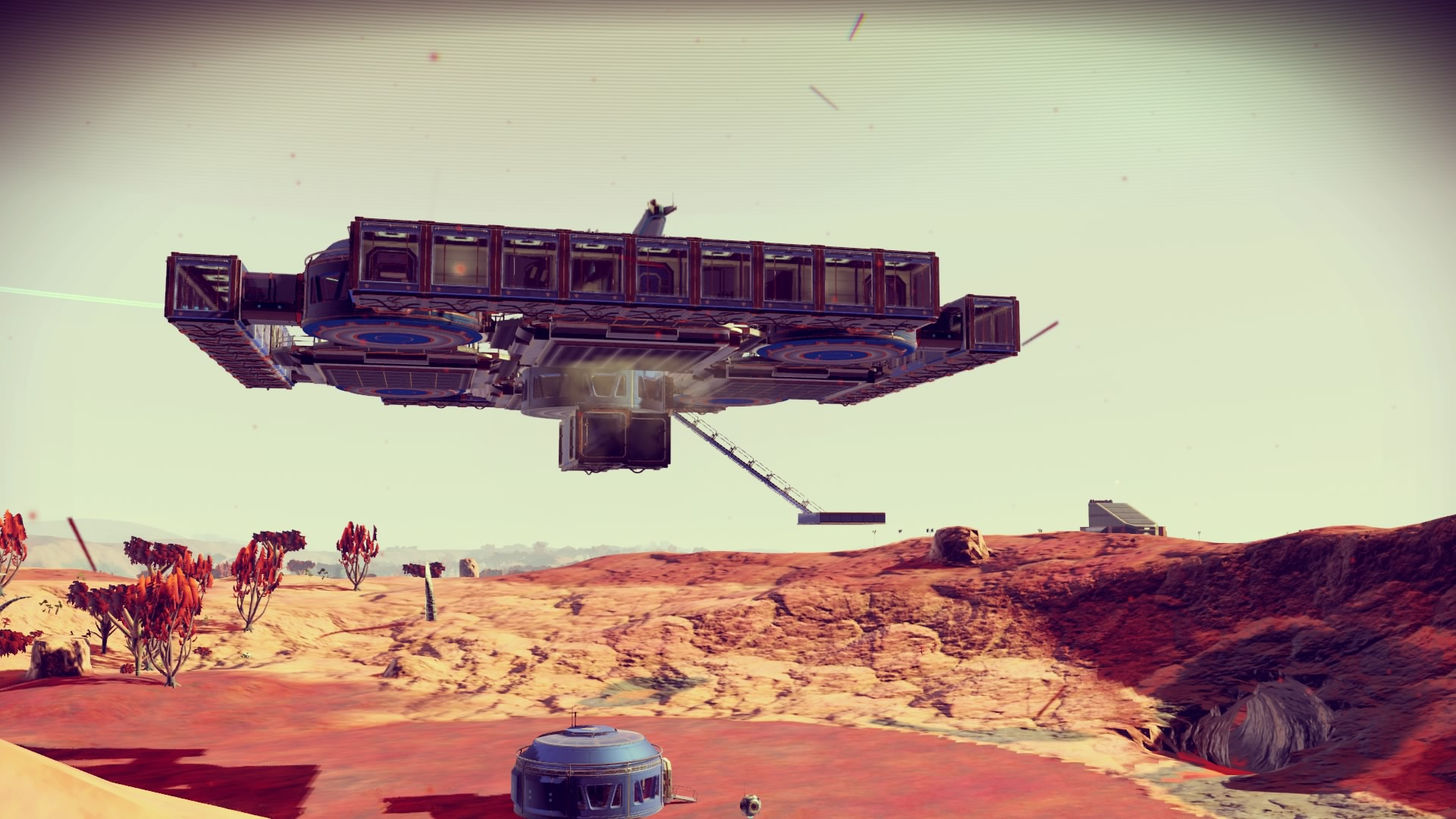 No Man S Sky  Room Freighter Base