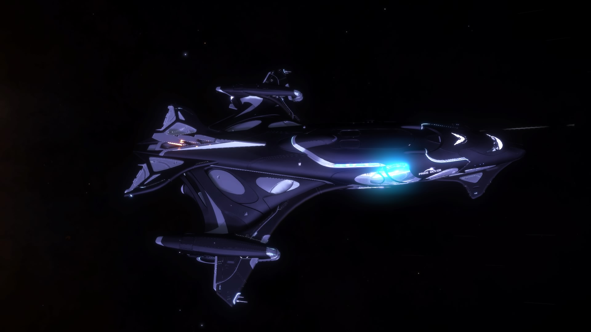 "Elite Dangerous"" Screenshots: Exploration, New Ships, ""The"